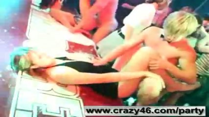 Drunk Chicks Fuck at Party - scene 2