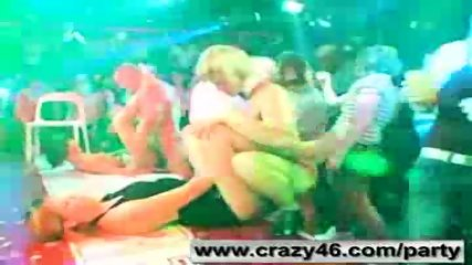 Drunk Chicks Fuck at Party - scene 7