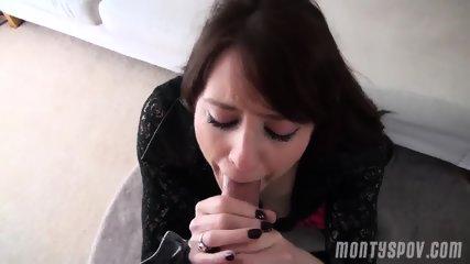 Vulgar Slut Takes Big Cock - scene 2
