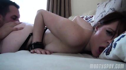 Vulgar Slut Takes Big Cock - scene 4