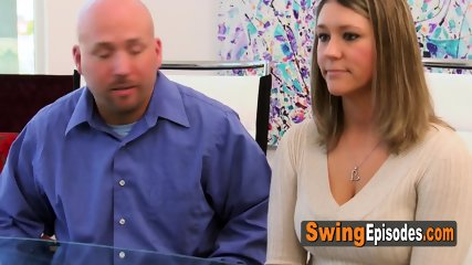 Swinger couple hopes to make the most out of the swingers party