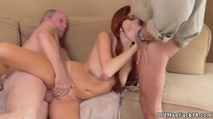 Old ugly man anal So he sent her straight over to Grandpa Frannkie, Frannkie and the gang
