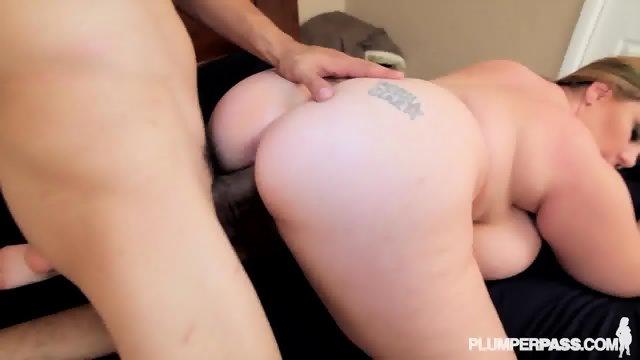 Fat Bitch Takes Cock