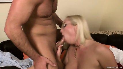 Having Fun With Horny MILF - scene 12