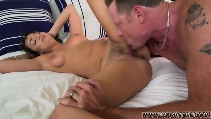 Daddy and his partners xxx Charlotte Cross gets the plumber to neat her pipes