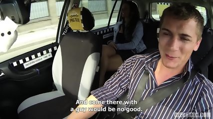 Banging In The Taxi - scene 2