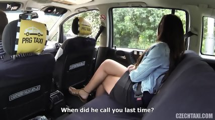 Banging In The Taxi - scene 3