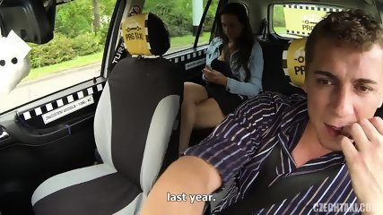 Banging In The Taxi - scene 4