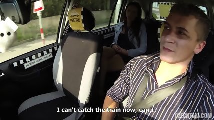 Banging In The Taxi - scene 5