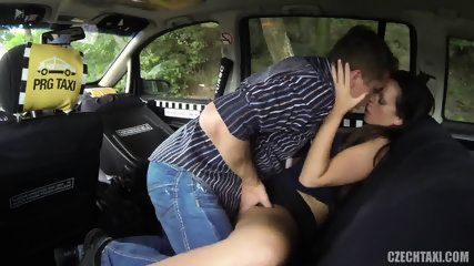 Banging In The Taxi - scene 7