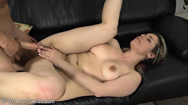 Mature Blonde Needs Hard Cock