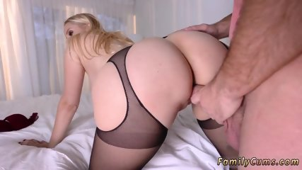 Family therapy mom and patron s ally first time Birthday Sex, Butt Not For Dad