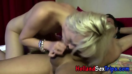 Dutch Prozzie Mouth Spunk - scene 10