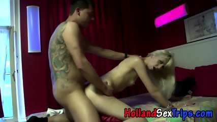 Dutch Prozzie Mouth Spunk - scene 5