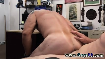 Old men gay hardcore Snitches get Anal Banged!