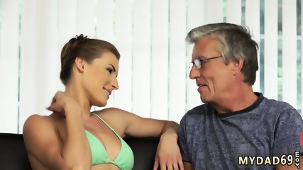 Old porn Sex with her boychum´s father after swimming pool - scene 1