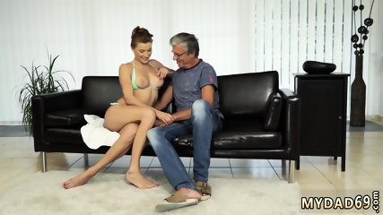 Old porn Sex with her boychum´s father after swimming pool - scene 2