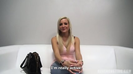 Sexy Amateur At The Casting - scene 4