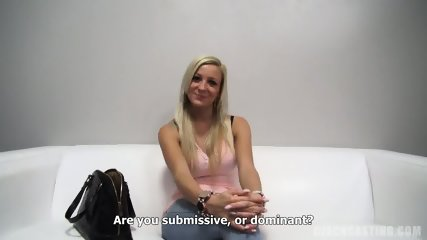 Sexy Amateur At The Casting - scene 7