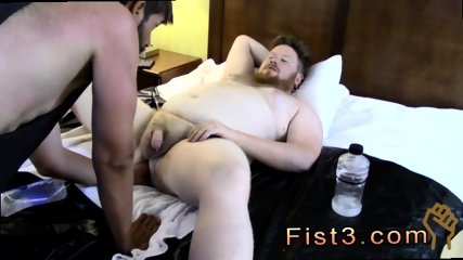 Gay sexy ass of hot young boys Sky Works Brock s Hole with his Fist