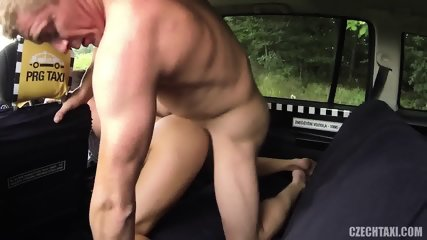 Hardcore Fucking In The Taxi - scene 12