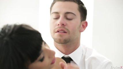 This Brunette Is Elegant Man's Kinky Dream - scene 4