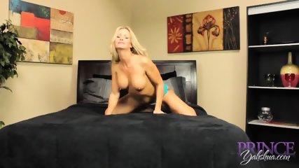 Blonde Mom Has Fun With Black Cok - scene 1