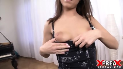 Cute Amateur Filled With Hard Dick - scene 2