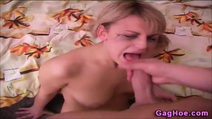 Bj Slut Takes Facial - scene 12