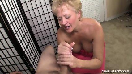 Busty Housewife Needs Semen