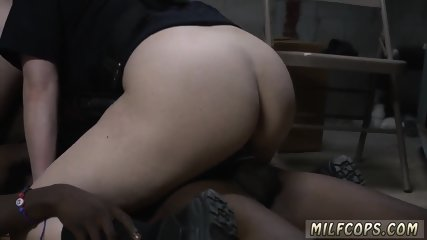 Pregnant milf first time Domestic Disturbance Call