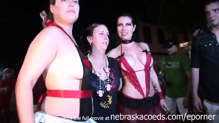 Real Amateurs Naked In Public Fantasy Fest Florida
