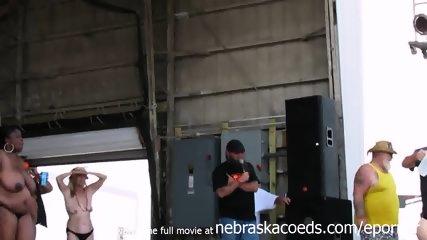 Real Biker Chicks Going Real Wild In Iowa - scene 12