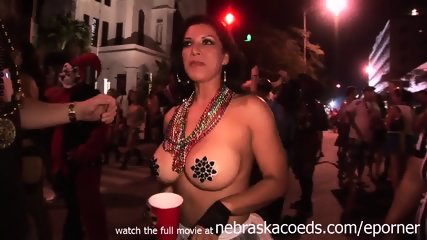 Nudity On Public Streets In South Florida