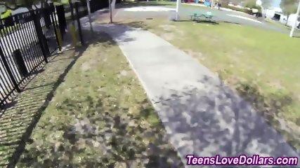 Amateur Alleyway Fuck - scene 3