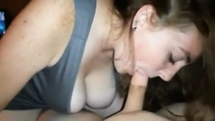 Homemade Cowgirl And Suck Video - scene 5