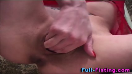 Tiny Teen Fists And Toys - scene 11