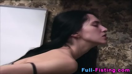 Tiny Teen Fists And Toys - scene 3