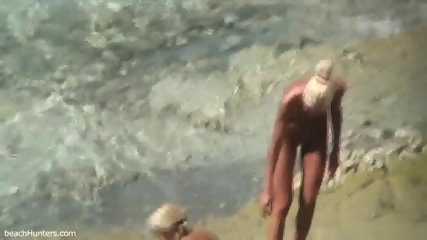 Day On The Nude Beach - scene 3