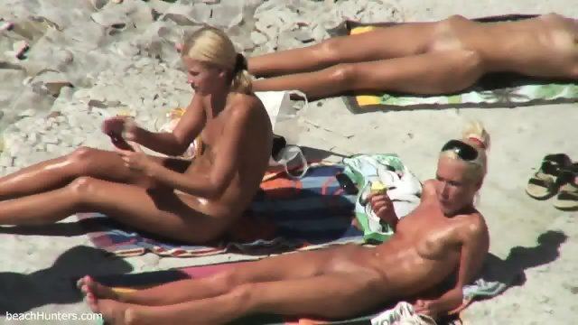Day On The Nude Beach