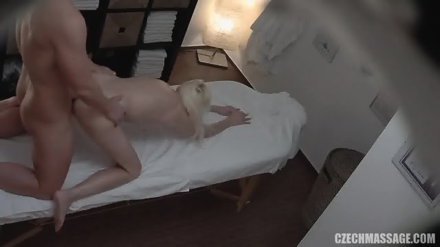 Fucked Hard By Kinky Masseur