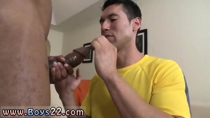 Straight black guys rim then fuck gay Big rod gay sex