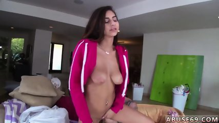 Blowjob until cum in mouth and unexpected cumshot compilation Nina North gets used and d