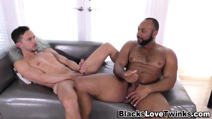 Buff Black Guy Fucking