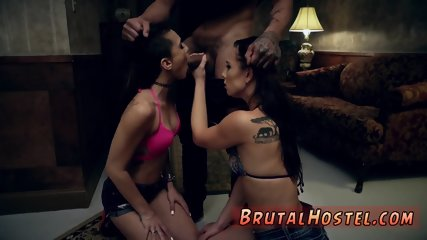 Extreme 3d anal and bdsm xxx Best mates Aidra Fox and Kharlie Stone are vacationing in