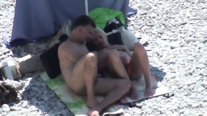 Couple On Vacation - scene 3