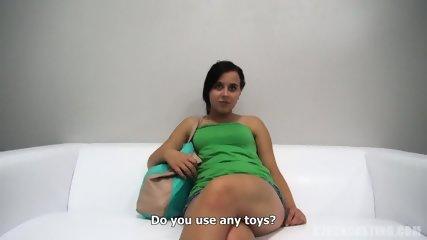 European Amateur Sabina Takes Dick At The Casting - scene 4