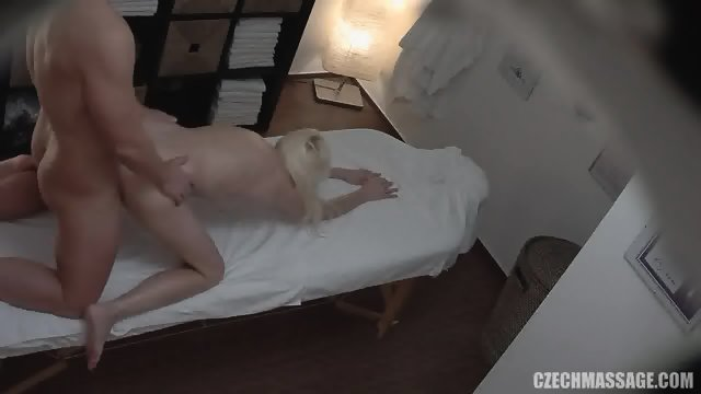 Fucked Hard In Massage Saloon