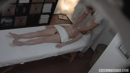 Fucked Hard In Massage Saloon - scene 4