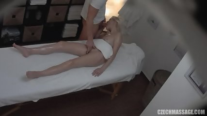 Fucked Hard In Massage Saloon - scene 7